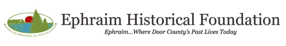 Ephraim Historical Foundation Logo
