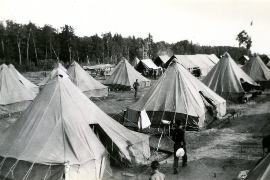 Civilian Conservation Corps Camp 657