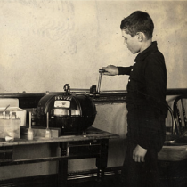 Grade School Testing of the Babcock Butterfat Tester