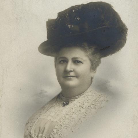 Lizzie Kander Portrait