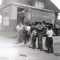 Creating the Door County Bookmobile