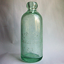 Cassel Soda Bottle