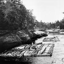 The Lumber Industry in Northern Wisconsin