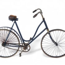 sterling safety bicycle