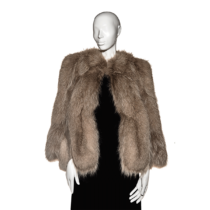 Fromm Fox Fur Coat