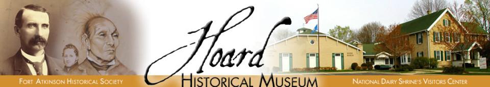 hoard historical museum logo