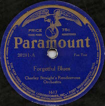 an image of a paramount record