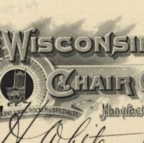 a cropped image of the Wisconsin Chair logo