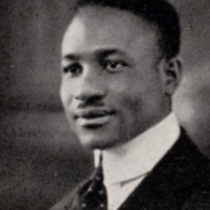 Portrait of J. Mayo Williams