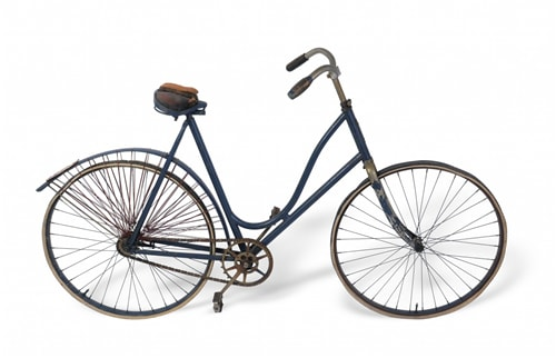 image of a sterling safety bicycle