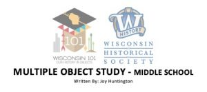 logos for Wisconsin 101 and WHS