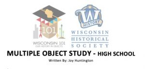 wisconsin 101 and WHS logos